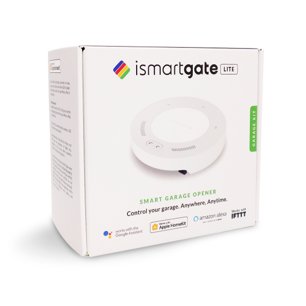 ismartgate LITE kit for garage