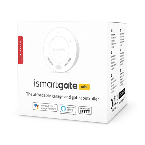 ismartgate MINI kit wired